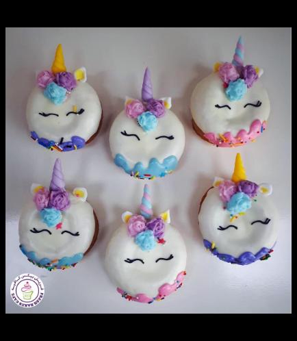 Unicorn Themed Donuts 04