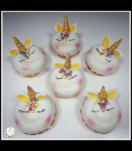 Unicorn Themed Donuts 6