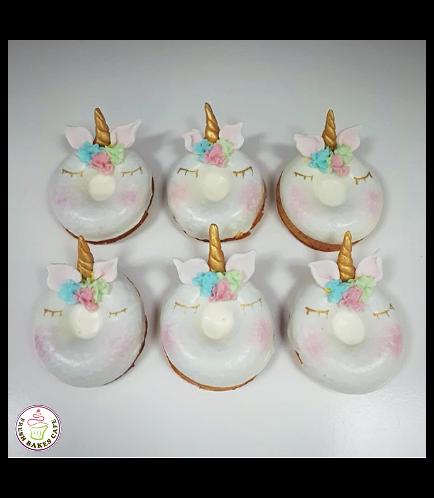 Unicorn Themed Donuts 7