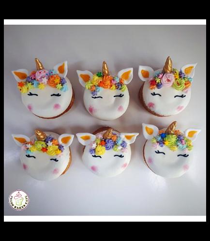 Unicorn Themed Donuts 10