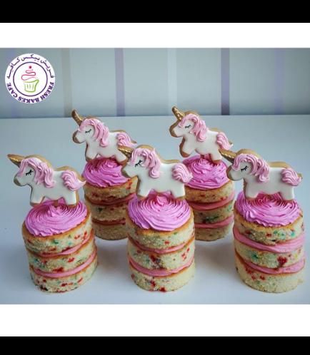 Cake - Cream Cake - Minis - Cookies