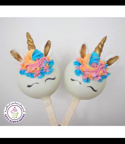 Popsicakes - Cream Piping - Round Shape