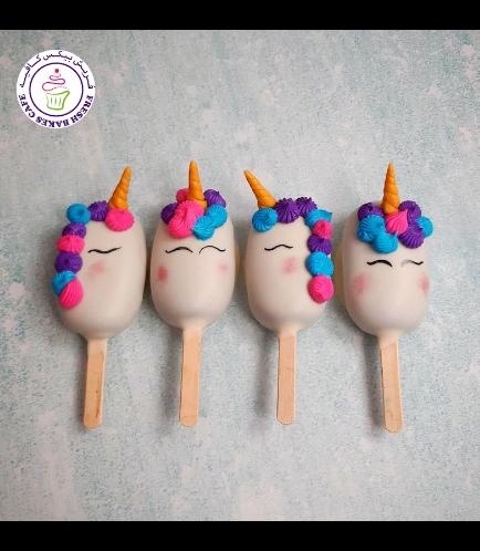 Popsicakes - Royal Icing
