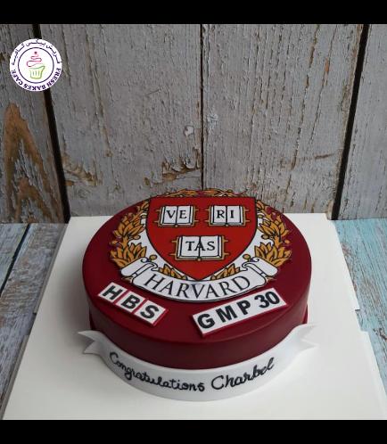 Cake - University - Harvard