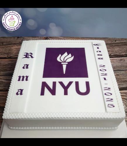 Cake - University - NYU