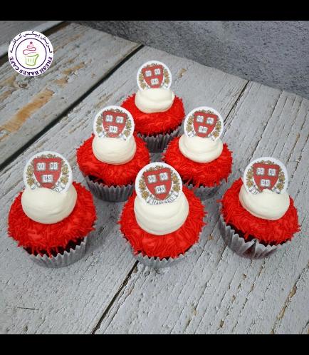 Cupcakes - University - Harvard