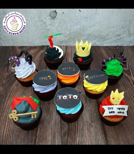 Cupcakes - Ursula
