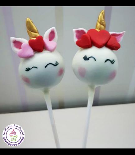 Cake Pops - Unicorns