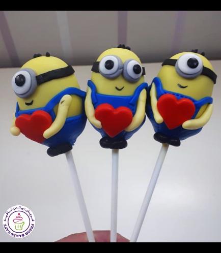 Valentine's Themed Cake Pops 08