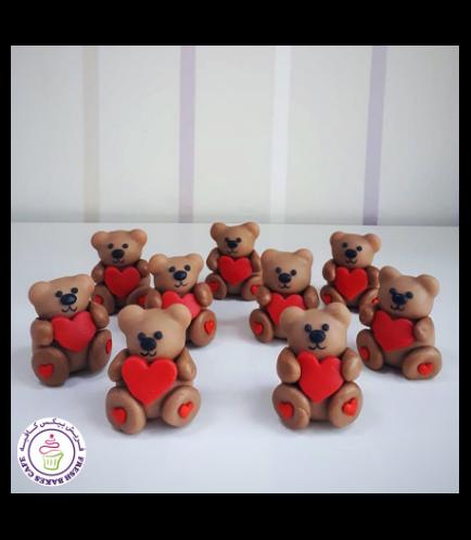 Valentine's Themed Cake Pops w/o Sticks 03