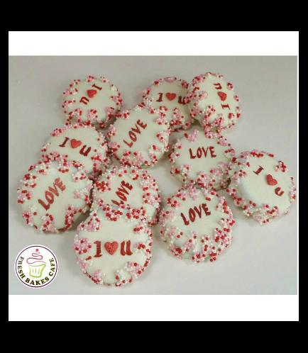 Chocolate Covered Oreos - Love