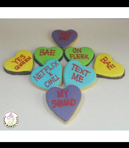 Cookies - Hearts 02