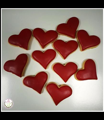 Cookies - Hearts 01
