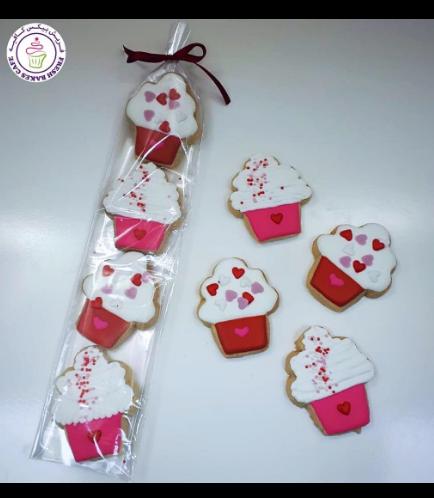 Valentine's Themed Cookies - Minis 04
