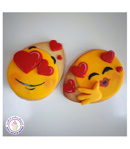 Valentine's Themed Cookies 22