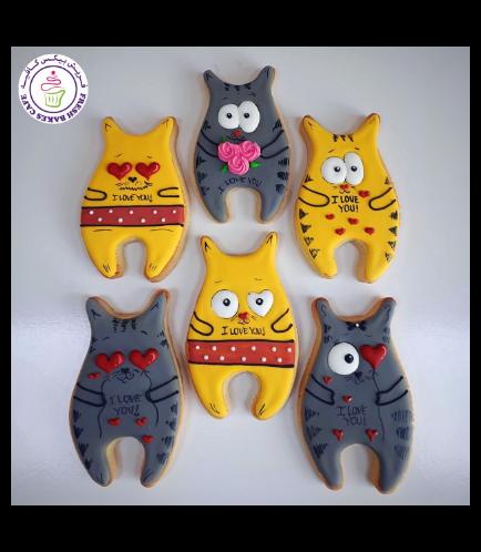 Valentine's Themed Cookies 14