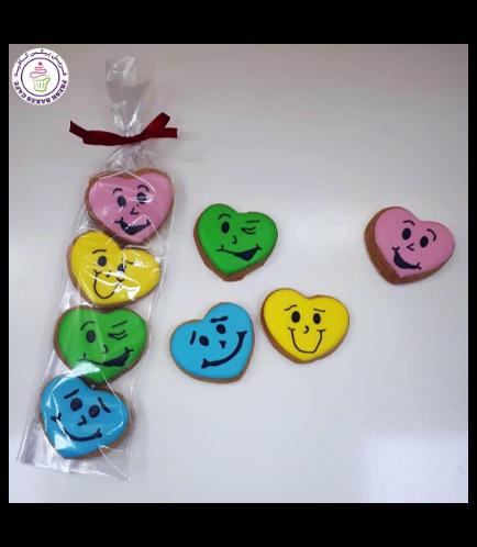 Valentine's Themed Cookies - Minis 03