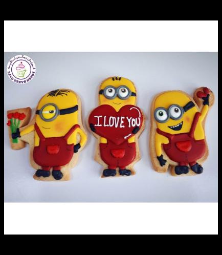 Valentine's Themed Cookies 16