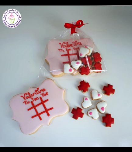 Valentine's Themed Cookies 12
