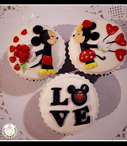 Valentine's Themed Cupcakes 10