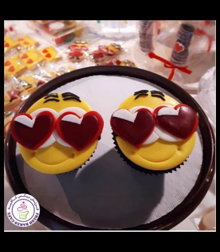 Valentine's Themed Cupcakes 13