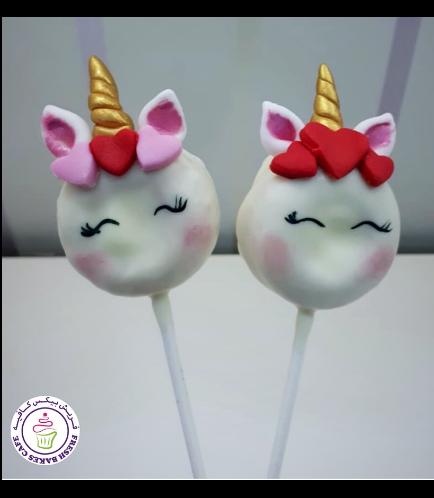 Donut Pops - Unicorns