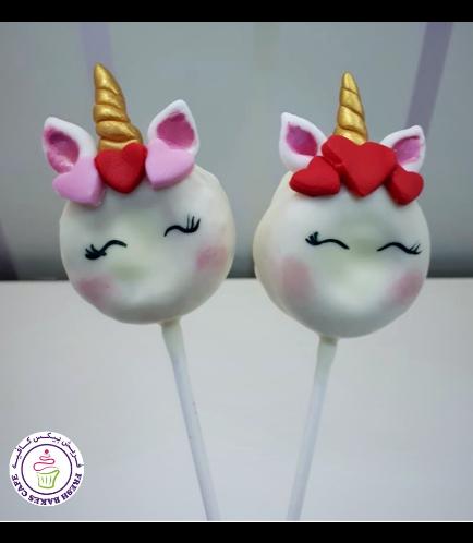 Valentine's Themed Donut Pops 02