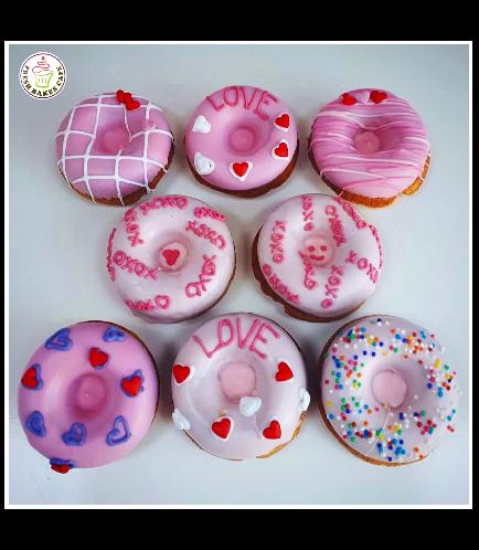 Donuts - Love 01