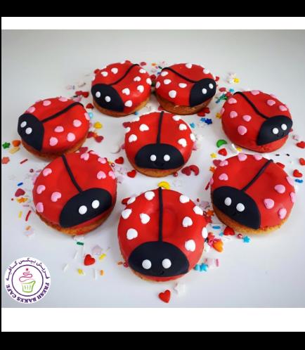 Donuts - Ladybugs