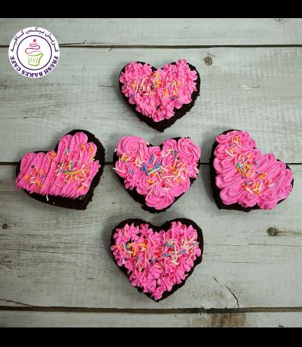 Brownies - Hearts 02