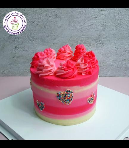 Cake - Funfetti Cake - Shaded