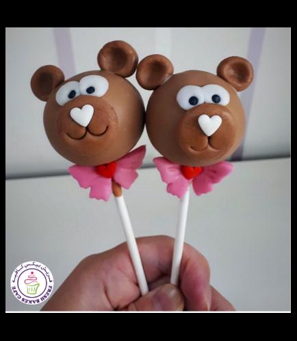 Cake Pops - Bears 01