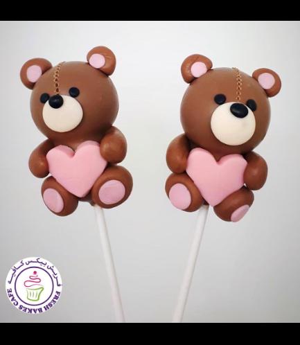 Cake Pops - Bears 02