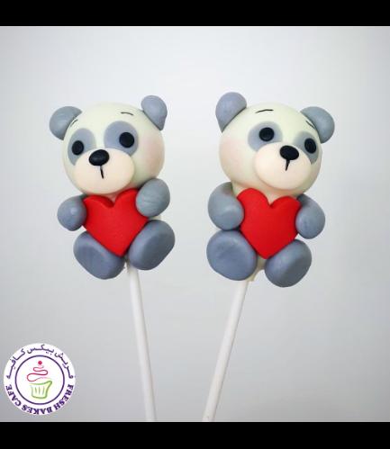 Cake Pops - Pandas
