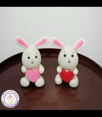 Cake Pops w/o Sticks - Rabbits 01