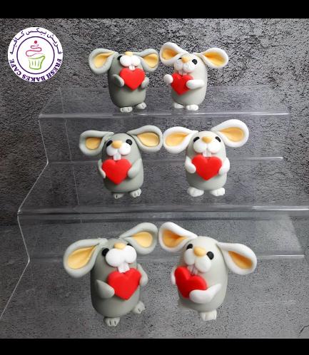Cake Pops w/o Sticks - Rabbits 03