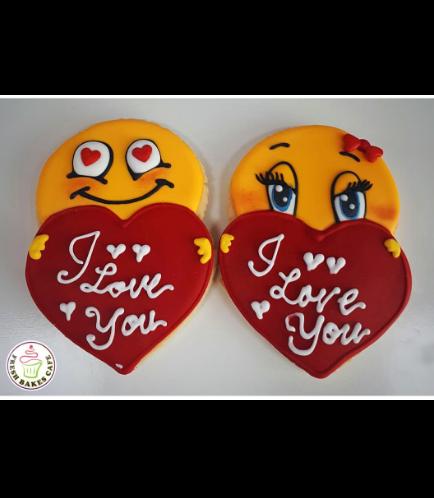 Cookies - Valentine's 01
