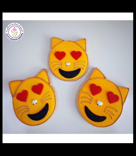 Cookies - Emojis - Cats