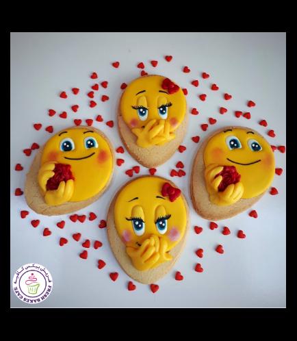 Valentine's Themed Cookies 24