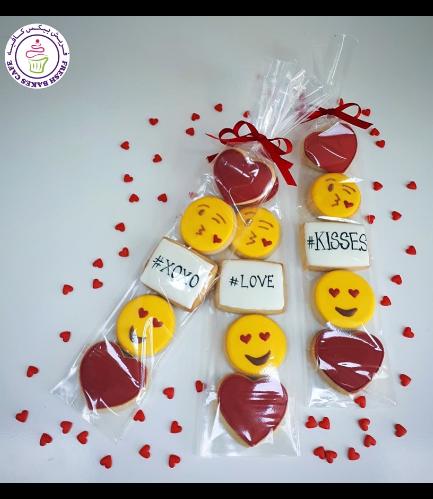 Cookies - Valentine's - Minis