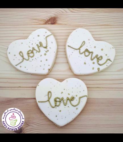 Cookies - Hearts 06