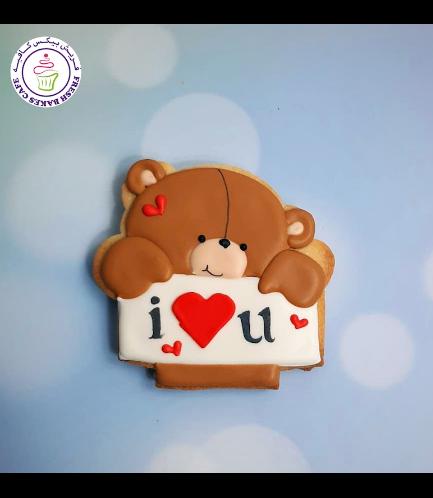 Cookies - Bear 02