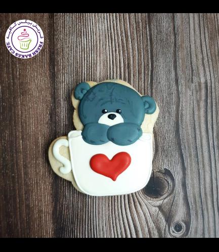 Cookies - Bear in Mug