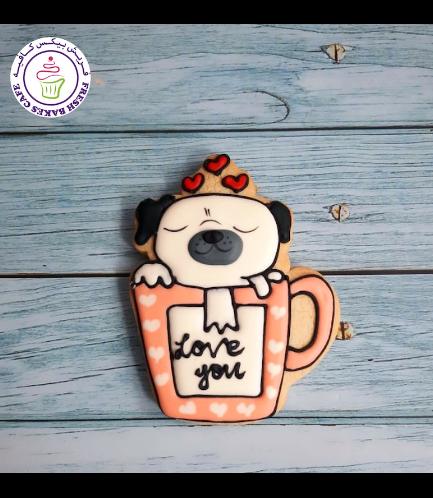 Cookies - Dog in Mug