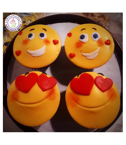 Cupcakes - Valentine's 01