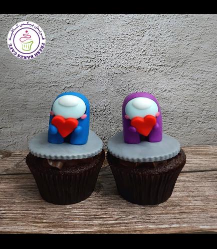 Cupcakes - Among Us
