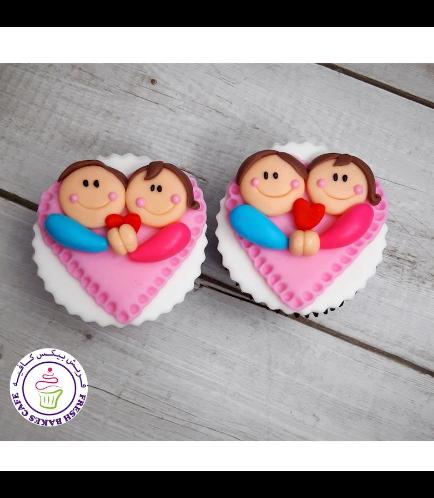 Cupcakes - Girl & Boy 04