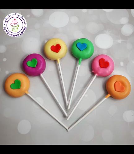 Donut Pops - Hearts 03