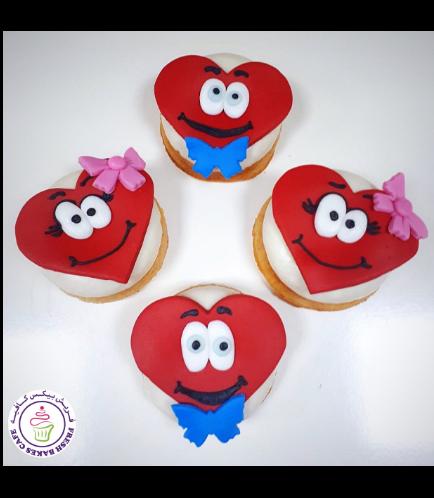 Donuts - Hearts