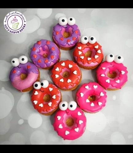 Donuts - Cartoon